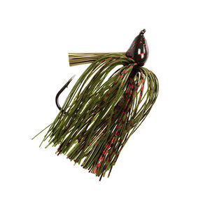 Strike King Denny Brauer Structure Jig 4/0 Hook 1/2oz Watermelon Red Flake Per 1