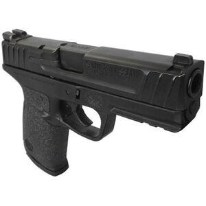 TALON Grips Smith & Wesson SD9/ SD40/ SD9VE/ SD40VE Rubber Adhesive Grip Black