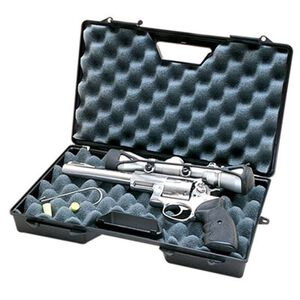 MTM Case-Gard  Large Handgun Hard Case Black
