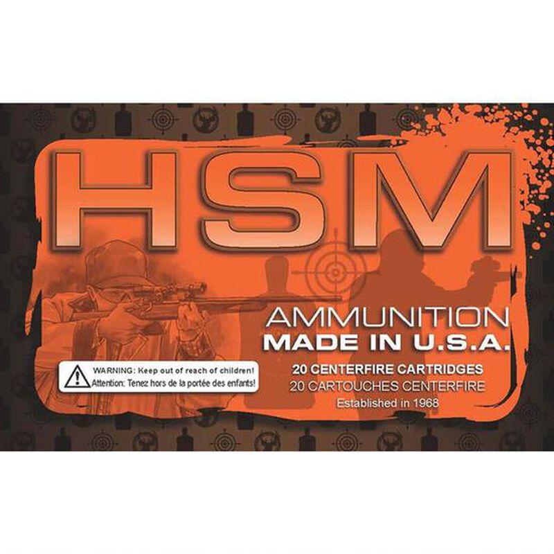 HSM 7mm Mauser Ammunition 20 Rounds SBT 160 Grain