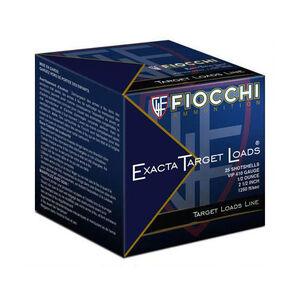 """Fiocchi Exacta Target Line .410 Bore Ammunition 250 Rounds 2-1/2"""" #9 Shot 1/2oz Lead 1250fps"""