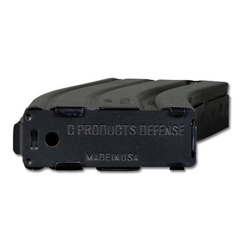 DURAMAG By C-Products Defense AR-15 Magazine .223/5.56 30 Rounds Aluminum Black 3023001178
