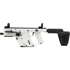 "Kriss USA Kriss Vector Gen II SDP-SB 9mm Luger Semi Auto Pistol 5.5"" Barrel 17 Rounds Pistol Stabilizing Brace Alpine White Finish"