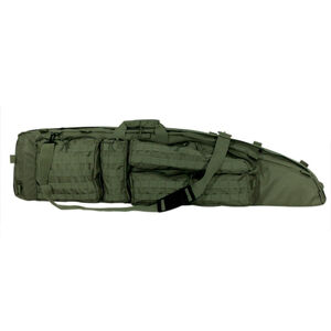 "Voodoo Tactical Ultimate Drag Bag 53"" Overall Length Rugged Pack Cloth Construction Olive Drab Green"