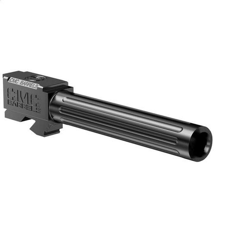 CMC Fluted Barrel for Glock 17 Non Threaded Black 75512