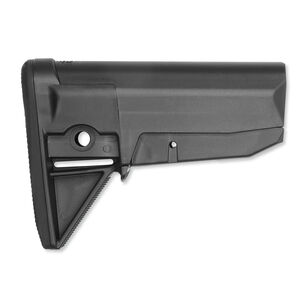 BCM GUNFIGHTER AR-15 Stock, Mil-Spec, Polymer, Black
