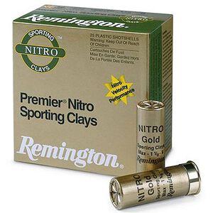 "Remington Premier Nitro 410 2-1/2"" #8 Shot 1/2oz 250 Rd Case"