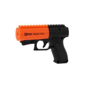 Mace Brand Pepper Gun 2.0 with Strobe LED 10% OC Orange and Black
