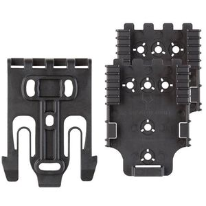 Safariland Quick Locking System Kit 3-2 Metal Black QUICK-KIT3-2
