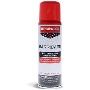 Birchwood Casey Barricade Rust Protection for Firearms 6 Ounces Aerosol Can 33135