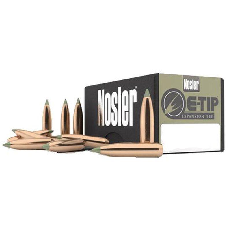 E-Tip Bullets 22 Caliber, 55 Grains, Spitzer Point, Per 50