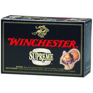 "Winchester Supreme 20 Ga 3"" #5 Lead 1.25oz 10 Rounds"