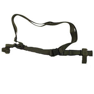 "Voodoo Three Point Rifle Sling Rugged Webbing 1.5"" Black 20-924601000"
