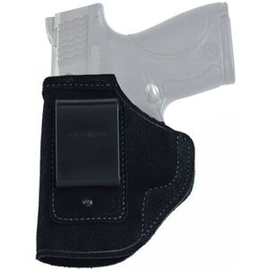 "Galco Stow-N-Go Inside the Pant Holster Taurus 85CH 2"" and Similar IWB Left Hand Leather Black Finish"