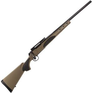 "Remington 700 VTR Bolt Action Rifle .22-250 Remington 22"" Barrel 4 Rounds Enhanced Bolt Handle Synthetic Stock Flat Dark Earth 84376"