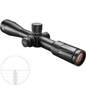 EOTech Vudu 3.5-18x 50mm Riflescope FFP Illuminated H59 Reticle 34mm Tube .1 MRAD Adjustments Side Adjust Parallax Aluminum Black