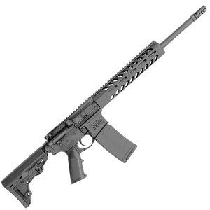 "HM Defense Technology Guardian F5 AR-15 5.56 NATO Semi Auto Rifle 16"" Barrel 30 Rounds Free Float Hand Guard Picatinny/M-LOK Collapsible Stock Black Finish"
