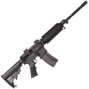 "Bushmaster XM-15 ORC M4A3 AR-15 Semi Auto Rifle 5.56 NATO 16"" Barrel 30 Rounds M4 Polymer Handguard 6 Position Collapsible Stock Black Finish"