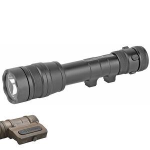 Cloud Defensive REIN Full Size Weapon Light 1400 Lumens Standard Kit Picatinny Rail Aluminum Body Hard Coat Anodized Flat Dark Earth