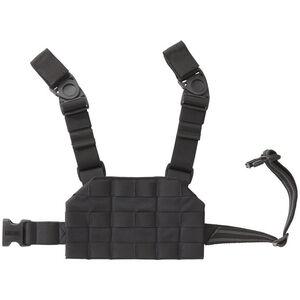 BLACKHAWK! S.T.R.I.K.E. Compact Drop-Leg Platform MOLLE Compatible Nylon Black