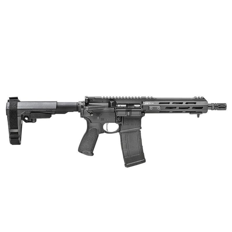 "Springfield Armory Saint Victor .300 Blackout AR-15 Semi Auto Pistol 9"" Barrel 30 Rounds With SB Tactical SBA3 Pistol Brace Black"