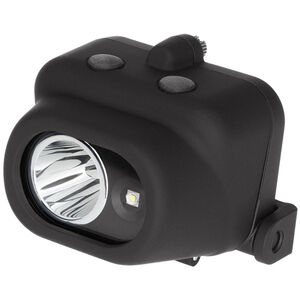 Bayco Night Stick NSP-4608BC Dual-Light Headlamp 180 Lumen AAA Batteries Polymer Black