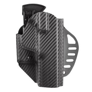 Hogue ARS Stage 1 Carry Holster Government 1911 Right Hand Polymer Carbon Fiber 52845