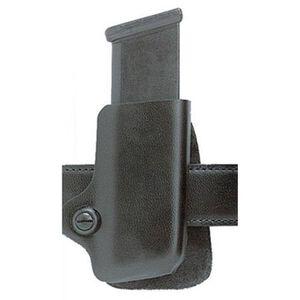 Safariland Model 074 Concealment Magazine Holder Paddle Belt Mount Glock/H&K Right Hand Plain Black 074-383-61