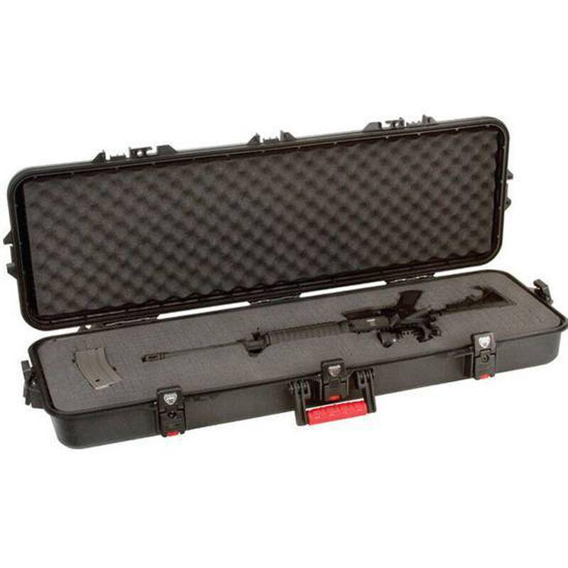"Plano Gun Guard All Weather Tactical Rifle Hard Case 36"" Plastic Black 108361"