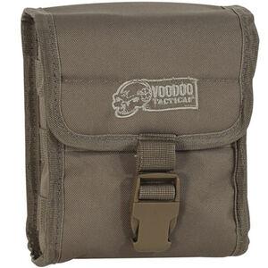 """Voodoo Tactical MOLLE Binocular Case  7""""x6""""x3"""" Coyote Tan 15-925807000"""
