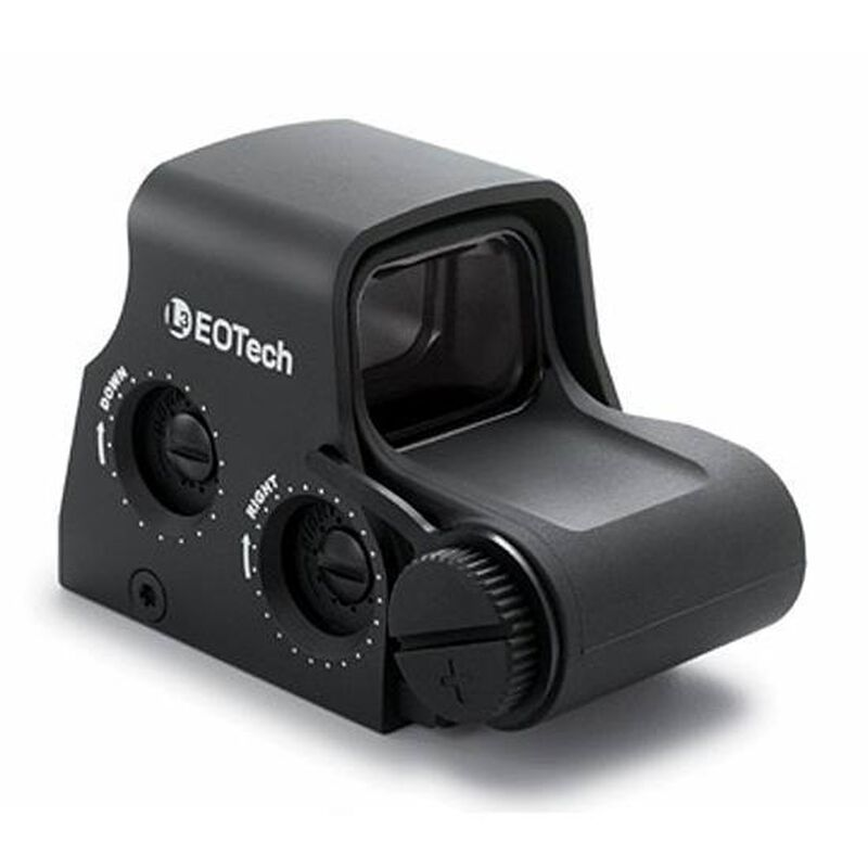 EOTech XPS2-0 Holographic Weapon Sight 65 MOA Circle 1 MOA Aiming Dot 1X Magnification