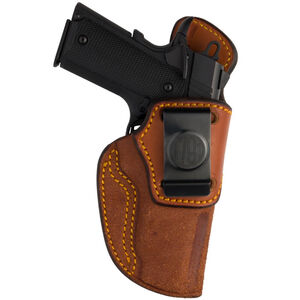 Browning IWB Leather Holster Right Hand for Browning 1911-380 Tan
