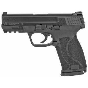 "S&W M&P45 M2.0  Compact .45 ACP Semi Auto Pistol 4"" Barrel 10 Rounds No Thumb Safety Matte Black"