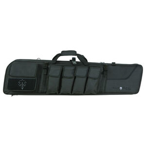 "Allen Company Operator Gear Fit Tactical Rifle Case Holds 44"" Weapon Gear Flap Pocket Endura Black"