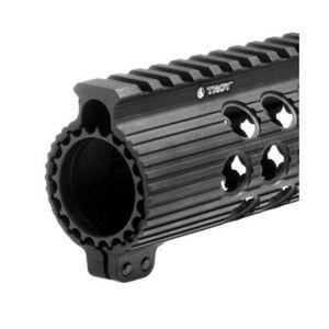 Troy Industries Barrel Nut TRX .308 AR-10 Steel Matte Black STRX-308-A0BT-00