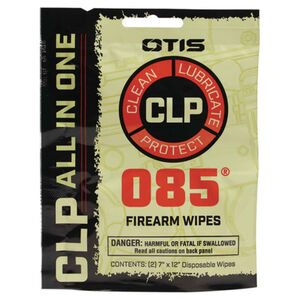 Otis 085 CLP Wipes Cleans Lubricants Protects 2 Wipes