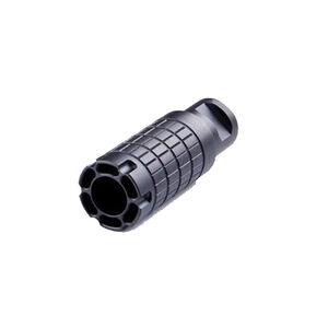HERA USA AR-10 .308/7.62 Linear Compensator Gen 2 5/8x24 Thread Steel Black