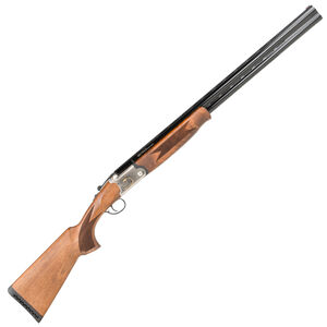 "TriStar Arms Trinity 12 Gauge Over/Under Shotgun 26"" Barrel 3"" Chamber 2 Rounds 24K Gold Inlay Turkish Walnut Blued"