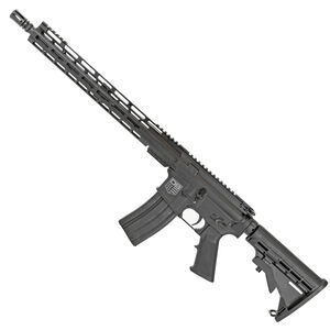 "Diamondback Firearms DB15 AR-15 5.56 NATO Semi Auto Rifle 16"" Barrel 30 Rounds M-LOK Hand Guard Matte Black Finish"