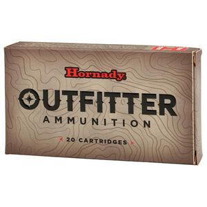 Hornady Outfitter .300 Remington Ultra Magnum Ammunition 20 Rounds 180 Grain GMX 8208
