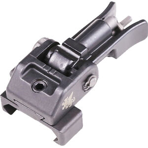 Griffin Armament M2 AR-15 Same Plane Modular Front Sight Steel Black GAM2F