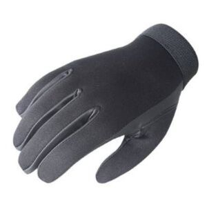 Voodoo Tactical Police Search Gloves Neoprene/Nylon Large Black 01-663501094