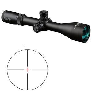 Konus KonusPro LZ-30 2.5-10x50mm Riflescope Dual Illuminated Reticle 30mm Tube .25 MOA Matte Black