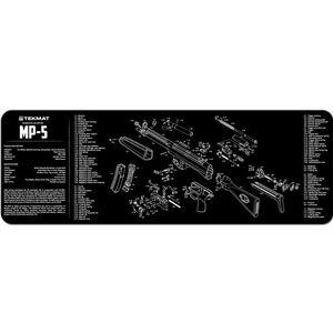 "TekMat ""HK MP5"" Armorers Bench Mat 12""x36""x1/8"" Neoprene 36-HKMP5"