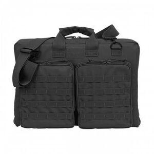 Voodoo Tactical Deluxe Terminator Range Bag Black