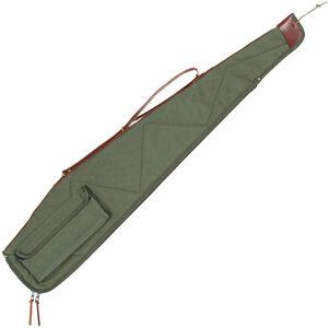 """Bob Allen Canvas Rifle Case Green 48"""" BA4100 14538"""