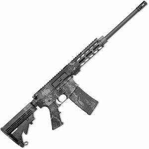 "Rock River Arms LAR-15 Tac-Black RRAGE Carbine AR-15 5.56 Semi Auto Rifle 16"" Barrel 30 Round Magazine Veil Tac-Black Camo DS1850T"