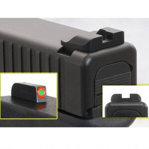 AmeriGlo Hackathorn Sight Set For GLOCK 20/21, Steel