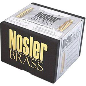 Nosler .33 Nosler Unprimed Brass Cases 25 Pack