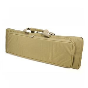 "BLACKHAWK! Homeland Security Discreet Rifle Case 40"" Nylon Coyote Tan 65DC40DE"